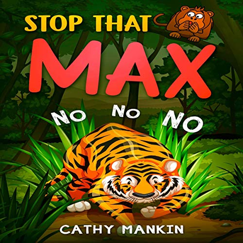 Stop That Max: No No No  By  cover art