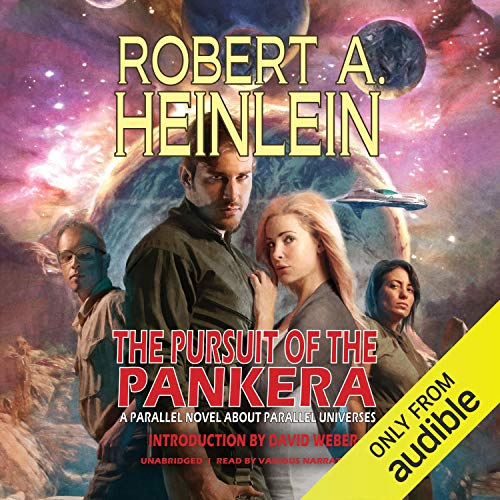 The Pursuit of the Pankera audiobook cover art
