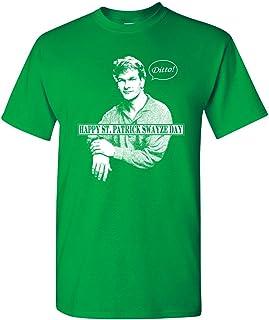 84e27e7e3298f Strange Cargo Men s Patrick Swayze Funny St Patrick s Day Irish T-Shirt