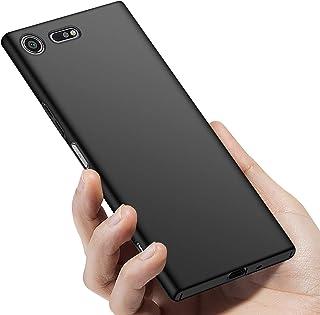 Sony Xperia XZ Premium ケース薄型 PC 耐衝撃 指紋防止 超薄型 超耐磨 軽量 レンズ保護 衝撃吸収 Sony Xperia XZ Premium [ SO-04J ] スマートフォンケース (Xperia XZ Pre...