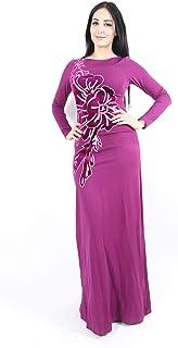 Opera Straight Cotton Dress For Women