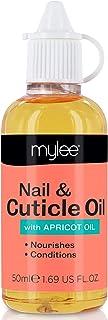 Mylee 50ml Aceite de Albaricoque Reparador de Uñas y Cutí