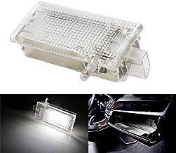GOFORJUMP 1 Unids Guantera LED Luz Lámpara para B/MW E46 E53 X5 E81 E82 E83 E84 E87 Z88 E90 E91 E92