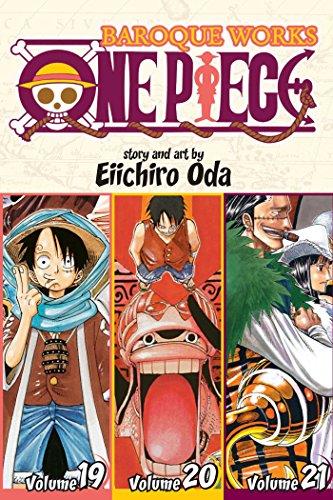 One Piece: Baroque Works, Volumes 19-21: Includes vols. 19, 20 & 21: 7
