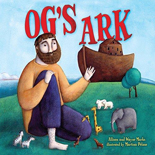 Og's Ark copertina