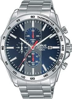 Sport Man Mens Analog Quartz Watch with Stainless Steel Bracelet RM383EX9