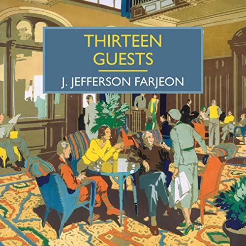 Thirteen Guests cover art