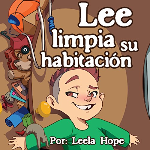 Lee Limpia Su Habitación [Lee Cleans His Room]  By  cover art