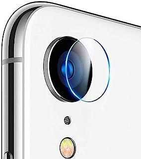 comprar comparacion EasyULT Protector Cámara Compatible con iPhone XR 2 Pack, Cámara Trasera Lente Pantalla para Cristal Vidrio Templado