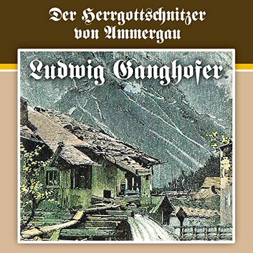 Page de couverture de Der Herrgottschnitzer von Ammergau