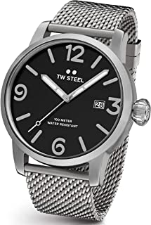 TW Steel Casual Watch For Men Analog Stainless Steel - MB11