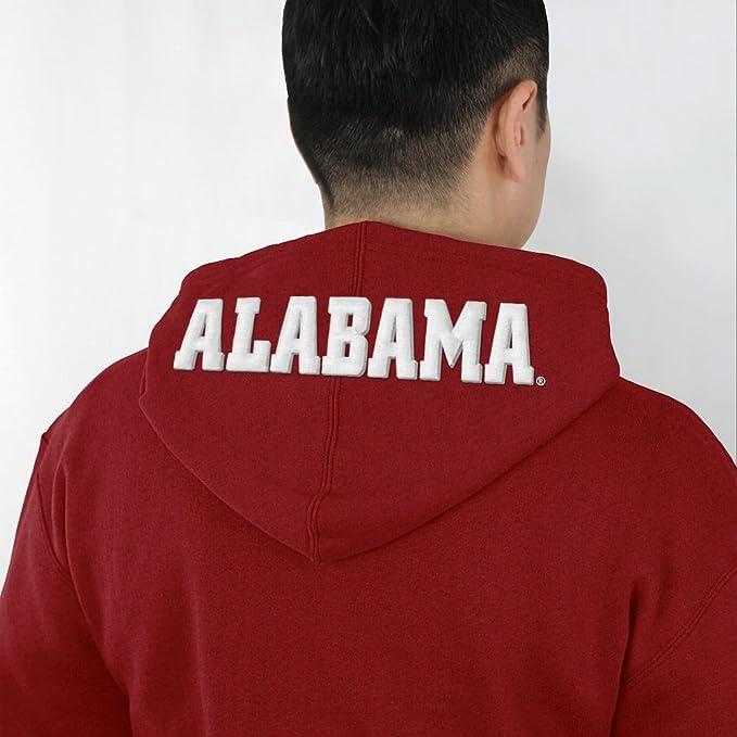 Elite Fan Shop NCAA Mens 3D Hoodie Sweatshirt