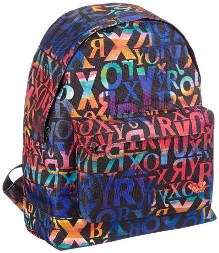 Roxy BE Young X3 Wtwba171-kvj1 Sac à Dos pour Femme avec Inscription 30 x 40 x 10 cm 8 litres Bleu Profond