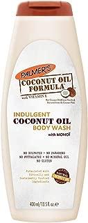 PALMER'S Coconut Oil Formula Indulgent Body Wash, 400ml