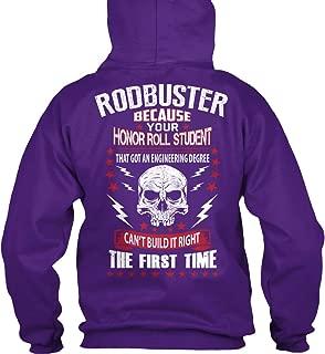 teespring Men's Rodbuster. - Sweatshirt - Gildan 8Oz Heavy Blend Hoodie