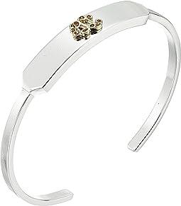 Crest Cuff Bracelet