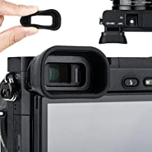 Soft Silicon Camera Viewfinder Eyecup Eyepiece Eyeshade for Sony A6000 A6100 A6300 Eye Cup Protector Replaces Sony FDA-EP10