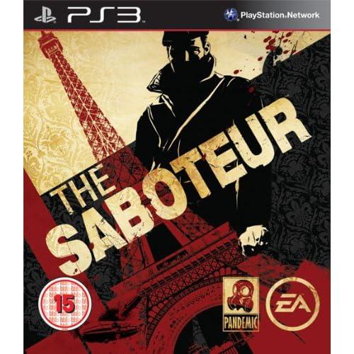 The Saboteur (PS3) [Edizione: Regno Unito]