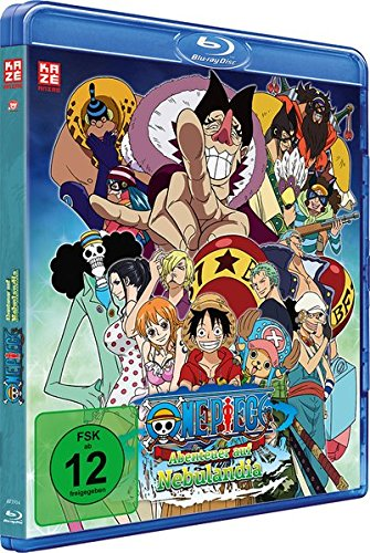 One Piece - TV Special 4: Episode of Nebulandia [Blu-ray]