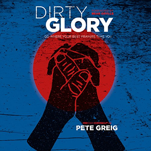 Dirty Glory audiobook cover art