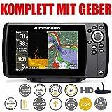 Humminbird Helix 7 Chirp GPS DI G2 Down Imaging Echolot Combo montaggio fisso