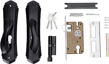 Angoily Key Locking Handvat Set Deur Insteekslot Haak Deadbolt Beveiliging Lock Deurgrepen Voor Interieur Exterieur Deur V...