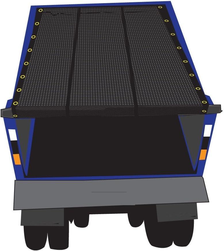 XTARPS 7 x 30 - Premium Dump Mesh Tarp Truck Fits cheap Vinyl Mos Spring new work one after another