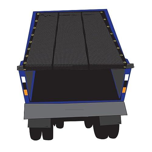 XTARPS - Premium Dump Truck Tarp - 7.5 ft x 20 ft