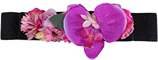 dc1a84c9 Amazon.es: flores artificiales negras - Cinturones / Accesorios: Ropa