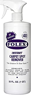 Folex Instant Carpet Spot Remover, 32oz