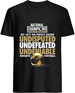 UCF 2017 National Champions - Undefeated Shirt 10 Nsync T shirt Hoodie for Men Women Unisex