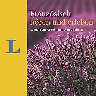 Französisch hören und erleben (Langenscheidt Premium-Audiotraining) Titelbild