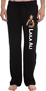 XJX Men's Laila Ali boxer Running Workout Sweatpants Pants