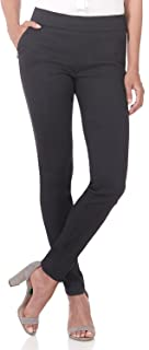 Rekucci Women's Ease in to Comfort Modern Stretch Skinny Pant w/Tummy Control