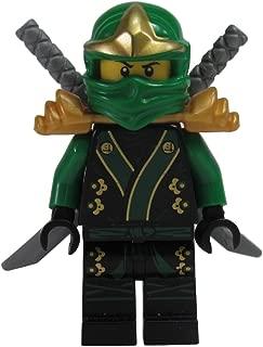 LEGO Ninjago Lloyd ZX Minifigure- w/ Black Swords