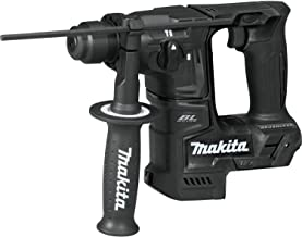"""Makita XRH06ZB 18V LXT Lithium-Ion Sub-Compact Brushless Cordless 11/16"""" Rotary Hammer, Accepts Sds-Plus Bits, Tool Only (..."""