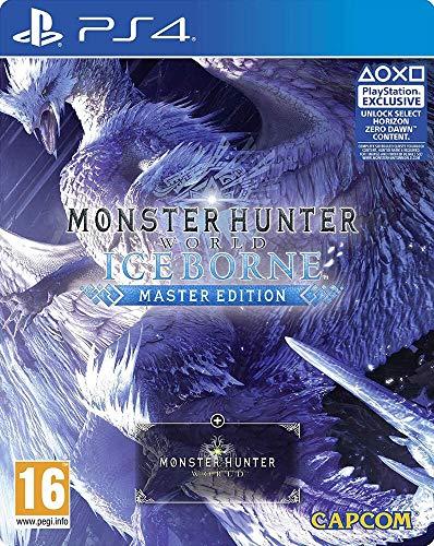 Générique Monster Hunter World Iceborne – Master Edition