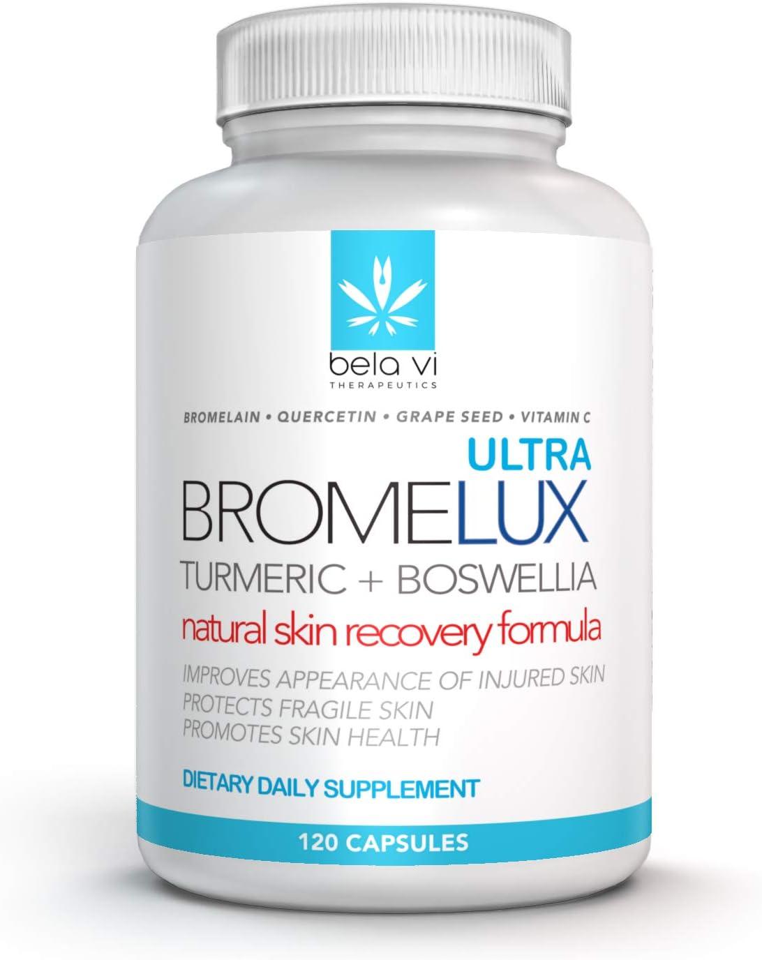 BROMELUX Spring new Luxury goods work Ultra Anti-Bruising Supplement I Bromelain Quercetin