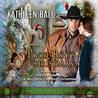 Poor Boy's Christmas audiobook cover art