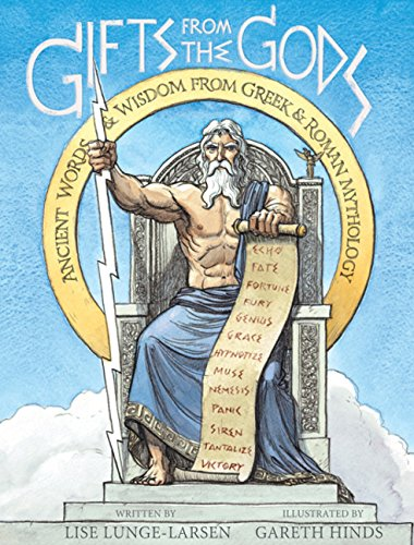 Image of Gifts from the Gods: Ancient Words and Wisdom from Greek and Roman Mythology
