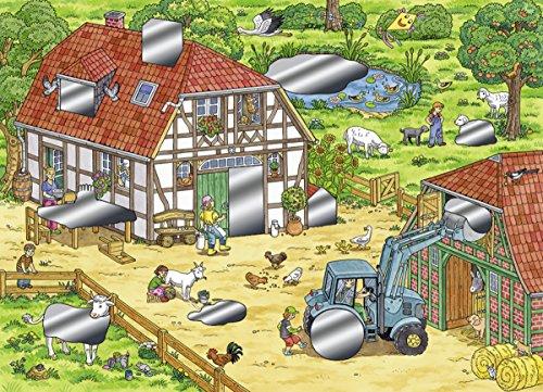 Ravensburger 07511 – Plaisir à la Ferme