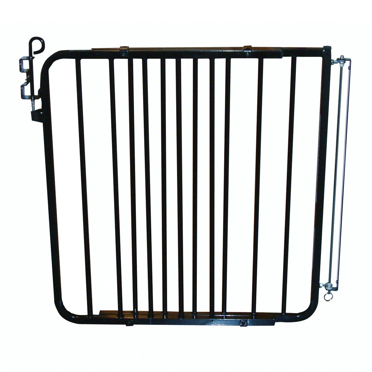 Cardinal Gates Auto-Lock Gate, Black