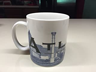 Starbucks Atlanta Skyline City Mug