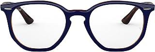 Rx7151 Hexagonal Prescription Eyeglass Frames