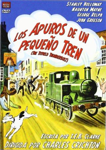 Los Apuros De Un Pequeño Tren [DVD]