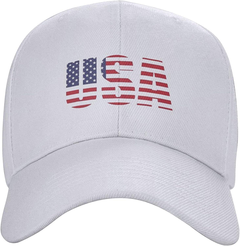carati Cool USA Flag Hat American Flag Baseball Caps Dad Hat Trucker Cap Running Hats for Teenager Men Women Unisex