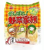 岩塚製菓 がんばれ! 野菜家族 51g×6袋