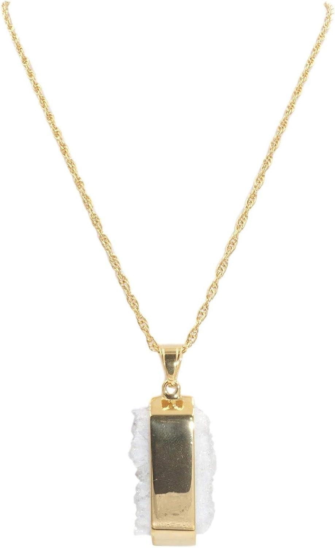 Kinsley Armelle Bangle Collection - Quartz Necklace