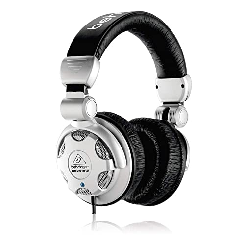 2876ab584119d9 Behringer HPX2000 Headphones High-Definition DJ Headphones