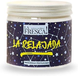 LA FRESCA La Relajada mascarilla pelo/serum para fibras capilares, vitaminas para el cabello actuando como anticaida y botox capilar profesional/acondicionador hidratante - 200ml